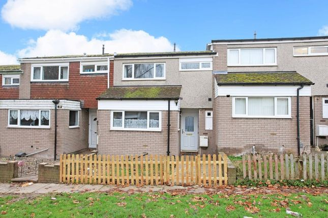 Thumbnail Terraced house to rent in Willowfield, Telford