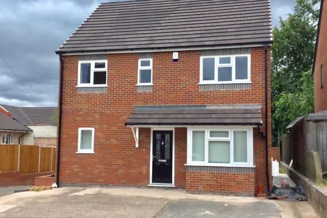 Thumbnail Semi-detached house to rent in Hall Street, Walsall