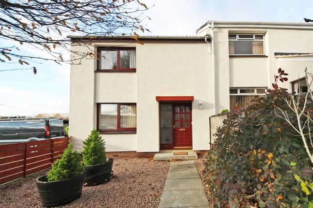 Thumbnail Terraced house to rent in 141 Morvich Way, Inverness