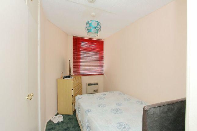 Bedroom of The Hexagon, Andover SP10