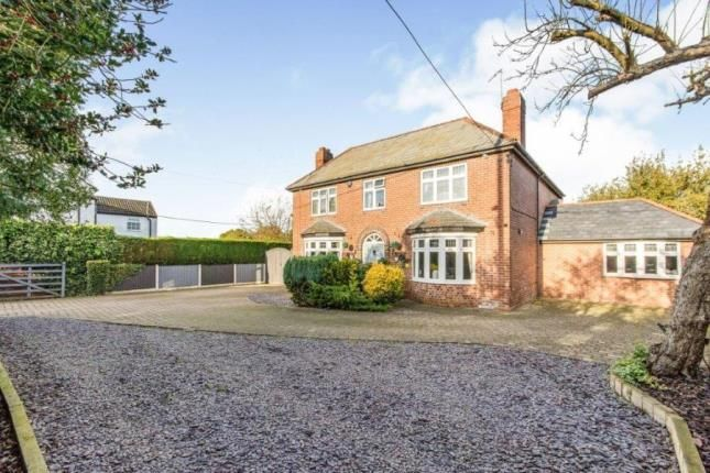 Thumbnail Detached house for sale in Kirk Bramwith, Doncaster, South Yorkshire
