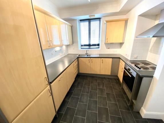 Kitchen of South Western House, Southampton, Hampshire SO14