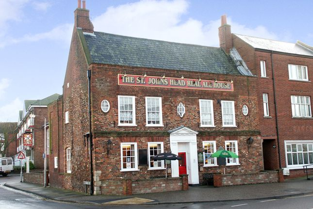 Thumbnail Pub/bar for sale in 58 North Quay, Great Yarmouth