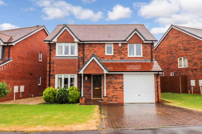 4 bed detached house for sale in St. Declan Close, Nuneaton CV10
