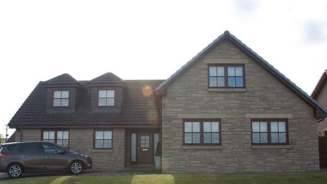 Thumbnail Detached house to rent in New Trows Road, Lesmahagow, Lanark