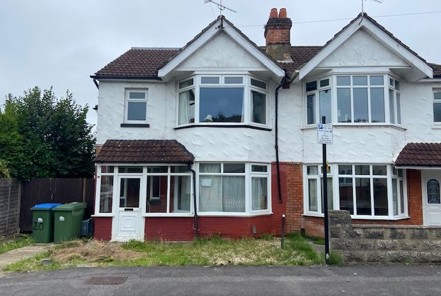 Thumbnail Property to rent in Merton Road, Highfield, Southampton