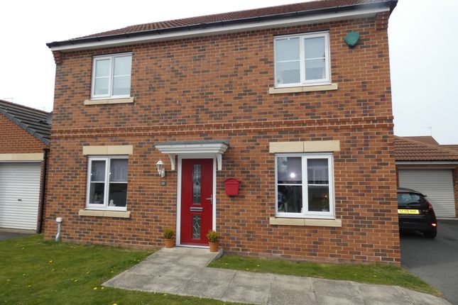 Thumbnail Detached house for sale in Ilderton Crescent, Seaton Delaval, Tyne & Wear