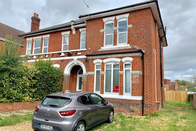 Thumbnail Semi-detached house for sale in Alma Road, Portswood, Southampton