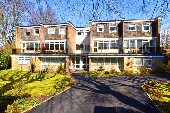 Thumbnail Flat for sale in Rutland Drive, Harrogate