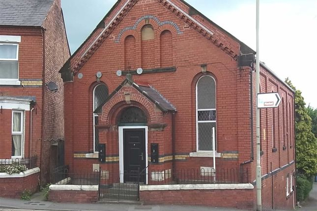 Thumbnail Flat to rent in Old Penuel Chapel, Apartment 3, Castle Street, Oswestry, Shropshire