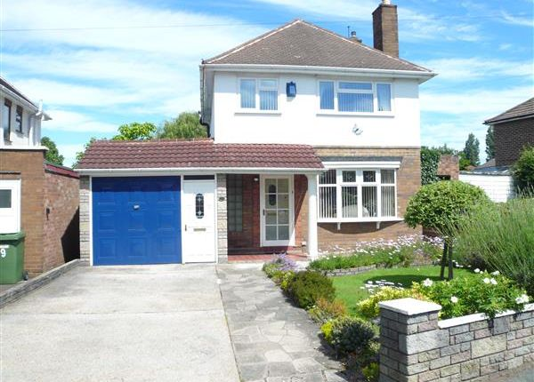 Thumbnail Detached house for sale in Wimborne Road, Fallings Park, Wednesfield
