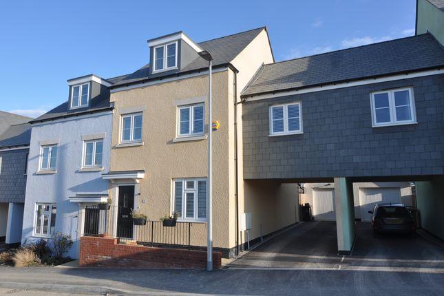 Thumbnail Semi-detached house for sale in Pearse Gardens, Modbury, South Devon