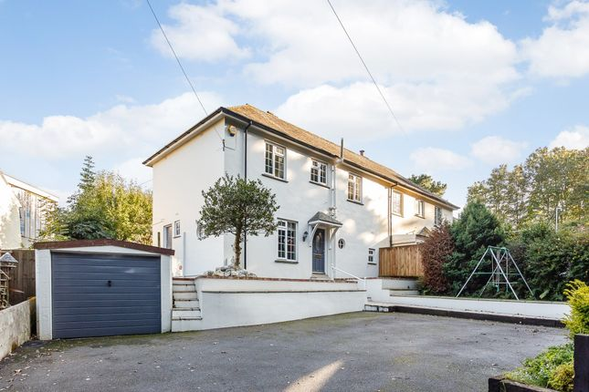 Thumbnail Semi-detached house for sale in Treliske Lane, Truro, Cornwall