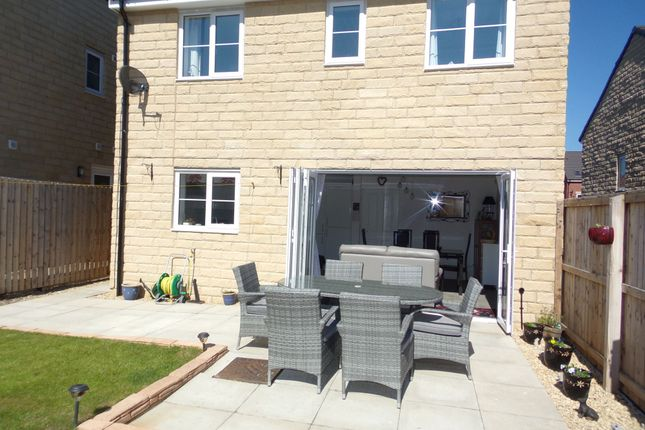 Thumbnail Detached house for sale in Dally Gardens, Blyth