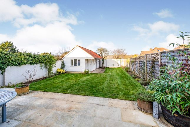 Garden of Beaconsfield Road, Epsom KT18