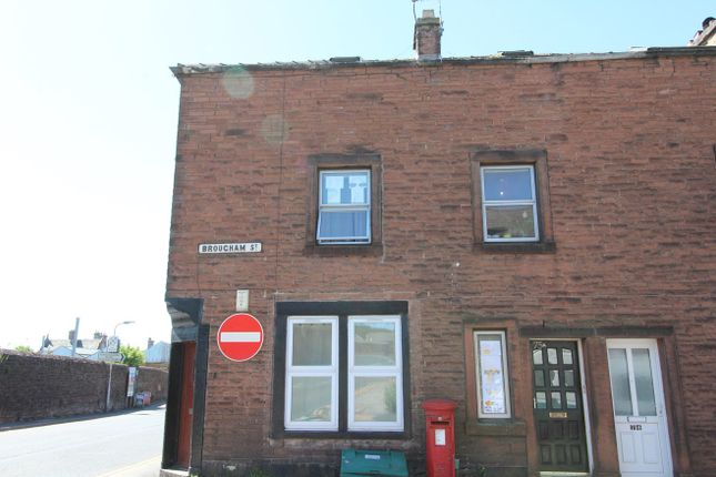 Thumbnail Maisonette for sale in Brougham Street, Penrith
