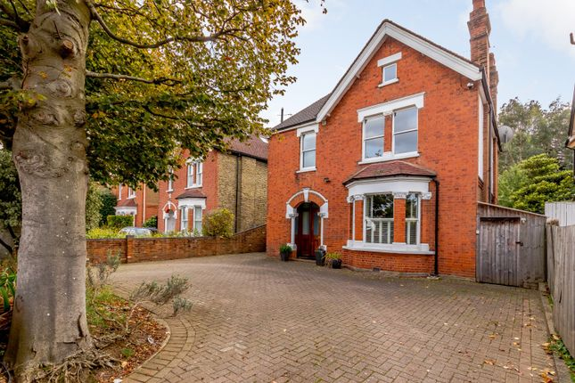 Thumbnail Detached house for sale in Thetford Road, New Malden
