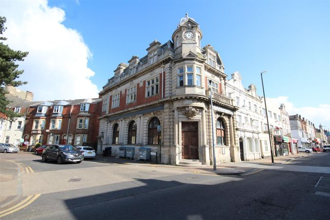 Thumbnail Block of flats for sale in Christchurch Road, Bournemouth