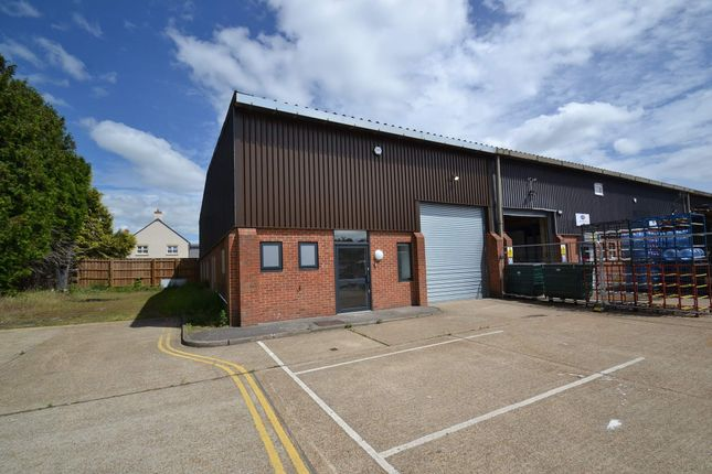 Thumbnail Warehouse to let in Unit 5 Brookwood Industrial Estate, Eastleigh
