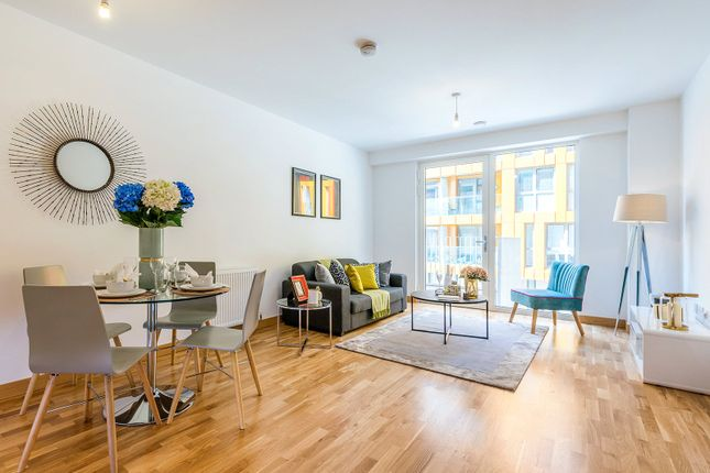 1 bed flat to rent in Christchurch Way, Greenwich SE10