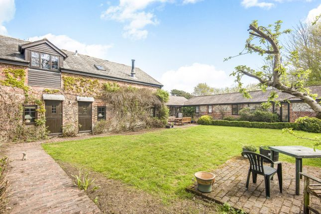 Thumbnail Barn conversion for sale in White Chimney Row, Westbourne, Westbourne