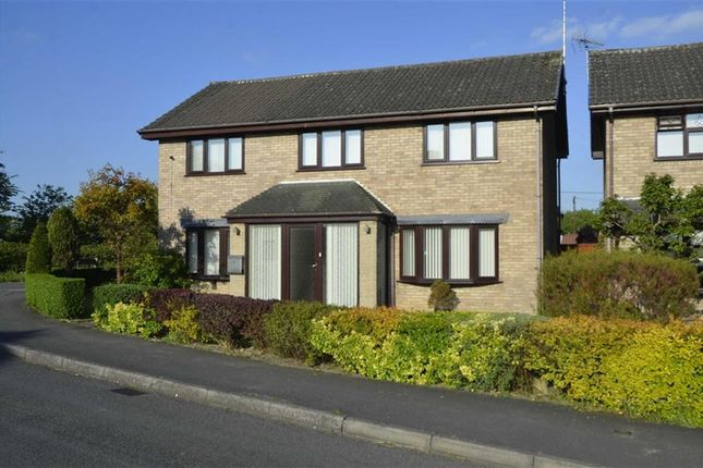 Thumbnail Detached house for sale in Bloomfield Road, Swanwick, Alfreton