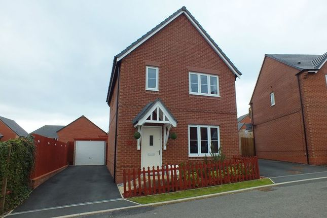 Thumbnail Detached house for sale in Rudyard Lake Grove, Brindley Village, Sandyford, Stoke-On-Trent