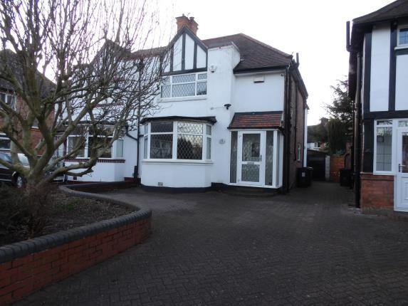Thumbnail Semi-detached house for sale in Barrows Lane, Yardley, Birmingham, West Midlands
