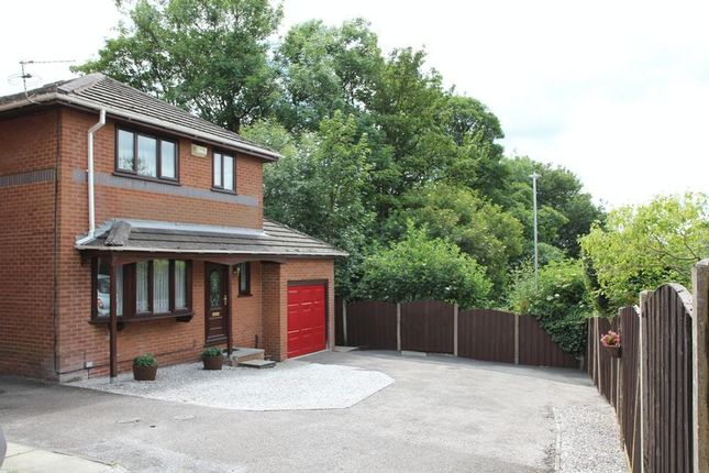 Thumbnail Detached house for sale in Lowood Close, Milnrow, Rochdale