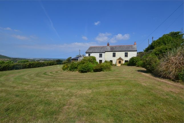 Thumbnail Detached house for sale in Sandy Lane, Redruth
