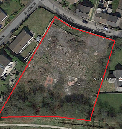 Thumbnail Land for sale in Former Bryn Primary School, Varteg Row, Bryn