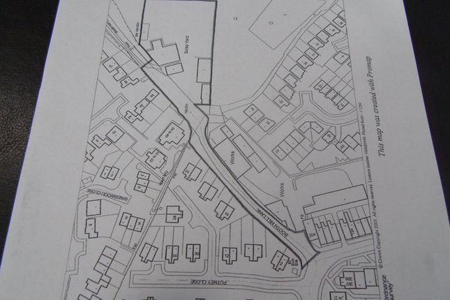 Thumbnail Land for sale in Booth Hill Lane, Royton, Oldham