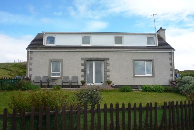 Thumbnail Detached house for sale in Crulivig, Isle Of Lewis
