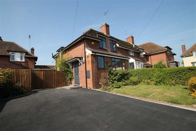 Thumbnail End terrace house for sale in Bromsgrove Road, Hunnington