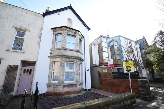 Thumbnail Flat for sale in Conway Road, Cardiff