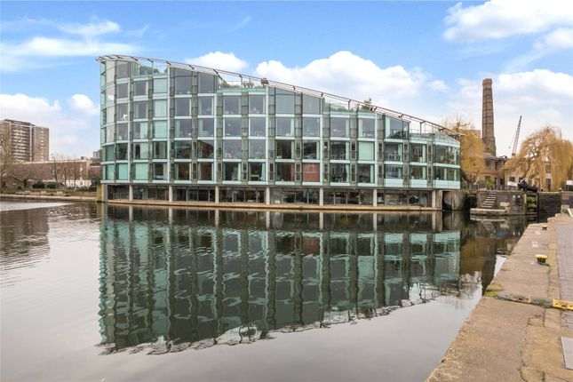 2 bed flat for sale in Crystal Wharf, Graham Street, London N1