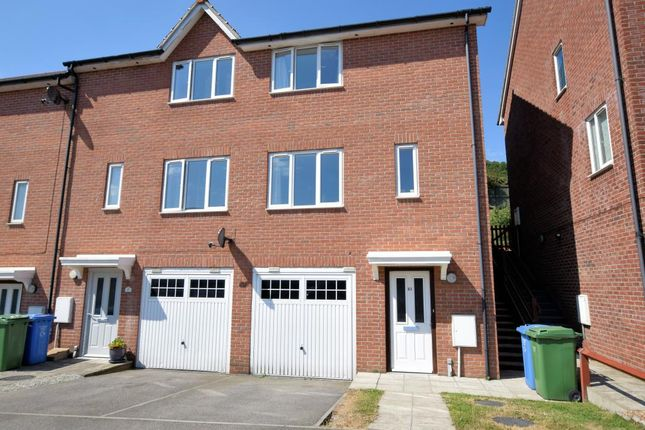 Thumbnail Terraced house to rent in Phoenix Drive, Scarborough, North Yorkshire