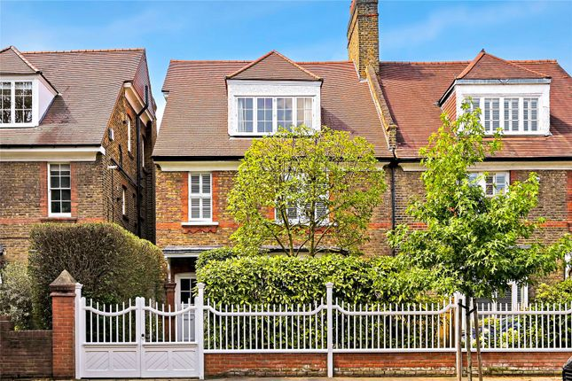 Thumbnail Semi-detached house for sale in The Avenue, Bedford Park, Chiswick, London
