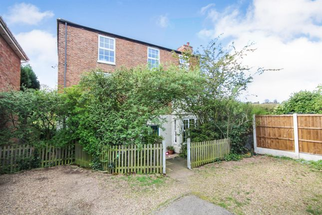 Thumbnail Semi-detached house for sale in Calverton Road, Arnold, Nottingham