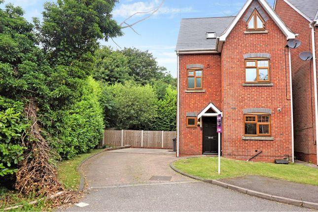 Thumbnail Detached house for sale in Village Mews, Birmingham