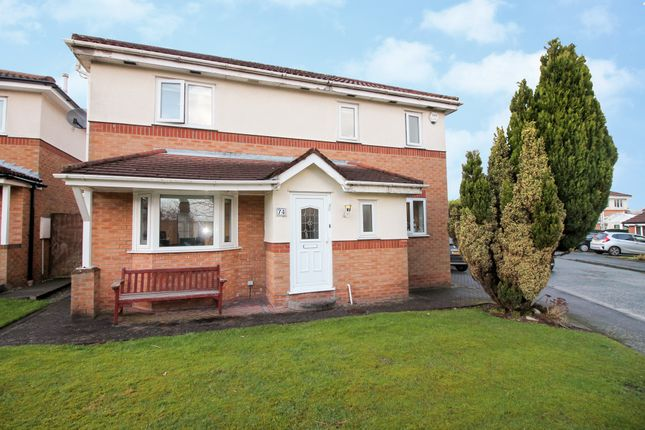 Thumbnail Detached house for sale in Chapeltown Road, Radcliffe, Manchester