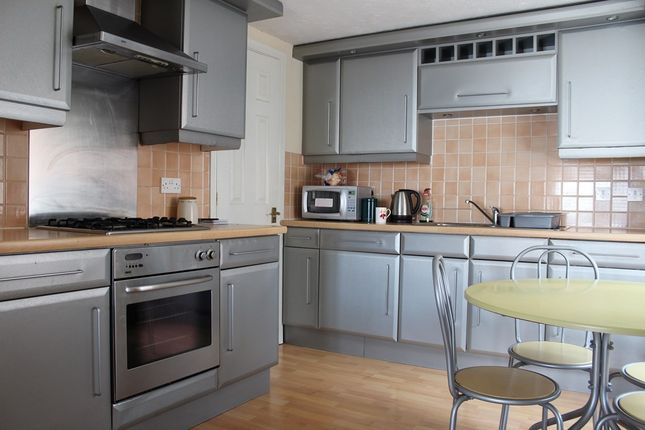 Kitchen of South Ferry Quay, Liverpool L3