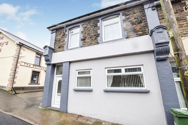 Thumbnail Flat for sale in Bailey Street, Deri, Bargoed