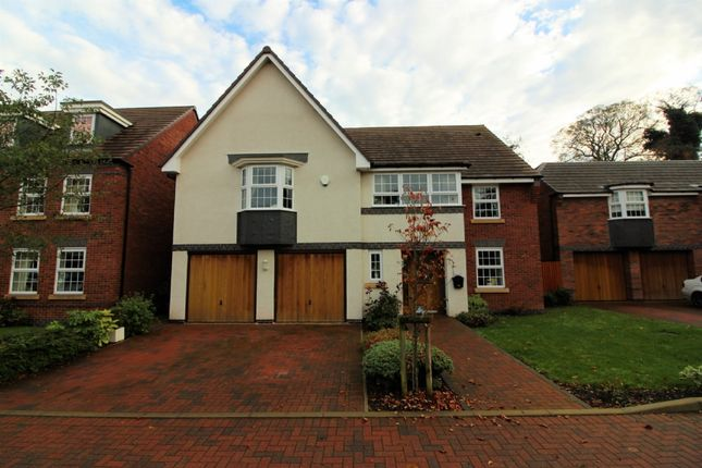Thumbnail Detached house for sale in Great Hall Grove, Wolverhampton