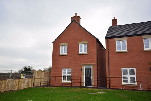 Thumbnail Detached house to rent in Deer Park Lane, Off Coach Road, Ripley
