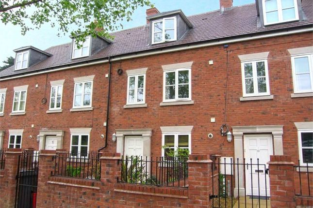 Thumbnail Terraced house to rent in Monarch Close, Highfields, Rugby, Warwickshire