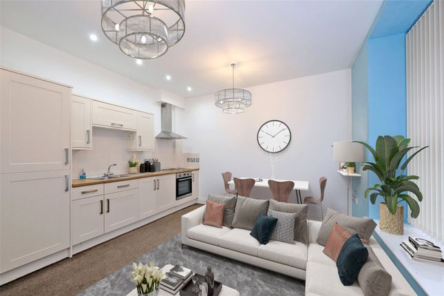 1 bed flat for sale in Carmelite Court, Aberdeen AB11