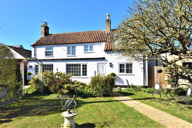 Thumbnail Detached house for sale in Manor Lane, Welton, Lincoln
