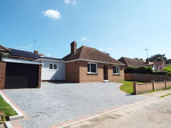Thumbnail Bungalow for sale in Silver Hill Gardens, Willesborough, Ashford, Kent