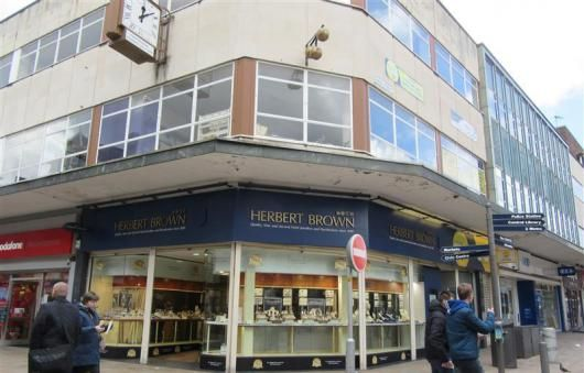 Thumbnail Retail premises to let in 1 Queen Street, Wolverhampton